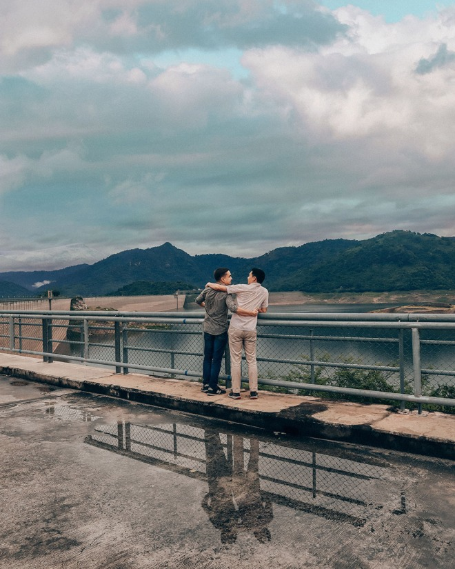 Gay Couple Travel Blog