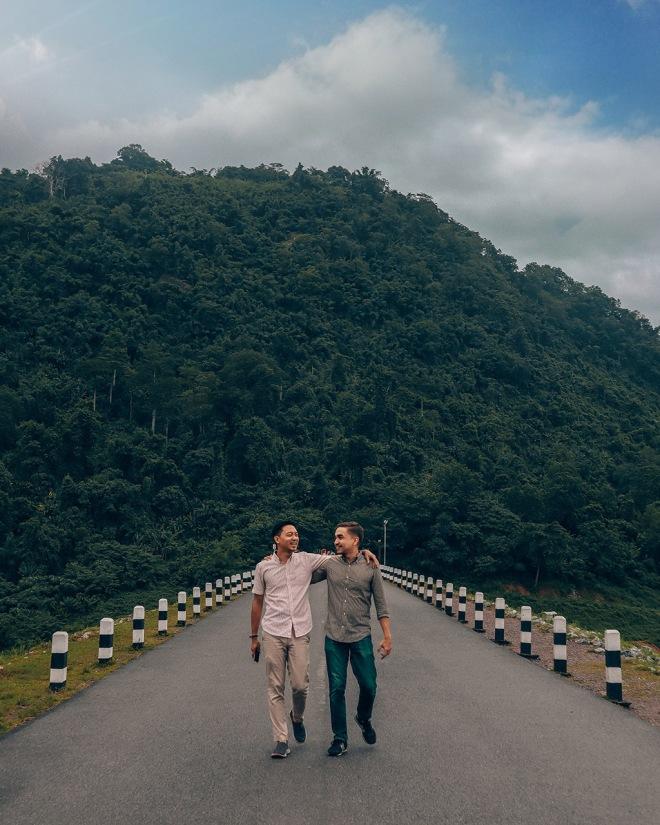 Travel blog by Bangkok based gay couple